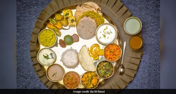Gujarati Food 101 Bite Into All Things Gujarat At Ba Ni Rasoi In Garvi Gujarat Bhawan Ndtv Food