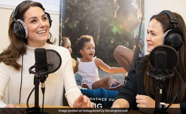 Kate Middleton Opens Up About 'Mummy Guilt' In Podcast