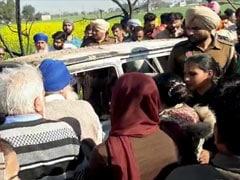 Principal, Driver Arrested For Deaths In Punjab School Van Fire