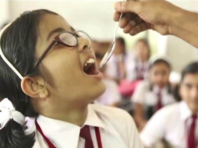 Video : All About National Deworming Day
