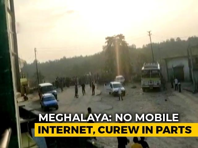 Video : 1 Killed In Clash During Meeting On Citizenship Law In Meghalaya