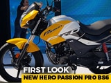 2020 Hero Passion Pro Launch And Prices