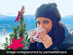 Parineeti Chopra Has Some Delicious 'Breakfast On The Road' (See Pics)