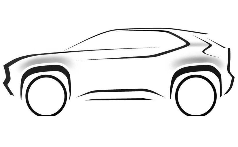 Geneva Motor Show 2020: Toyota Teases Small SUV Ahead Of Global Debut
