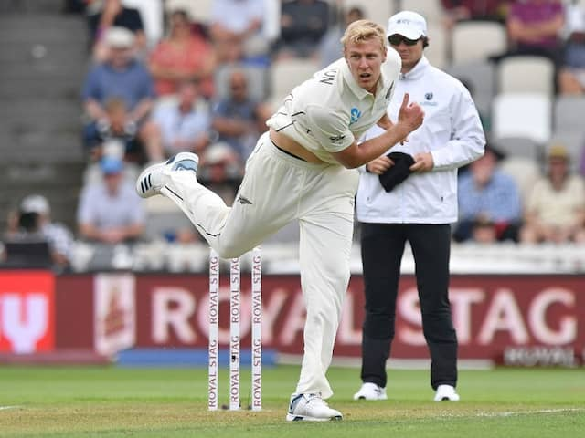 New Zealand vs India, 1st Test Day 1: Kyle Jamieson Shines On Debut To Leave India Wobbling As Rain Forces Early Stumps
