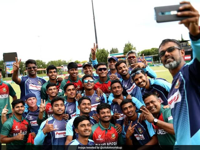 """Keep Supporting Us"": Bangladesh Captain Tells Fans Ahead Of U-19 World Cup Final vs India"