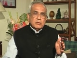 Video : NITI Aayog Vice-Chairman Says Doubling Of Farm Income Achievable
