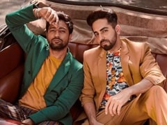Box Office Clash: Ayushmann, Vicky Each Others Biggest Cheerleaders