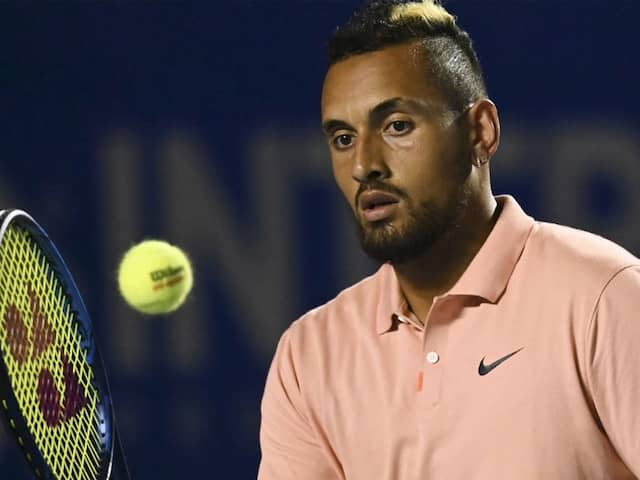 "Nick Kyrgios Pulls Out Of US Open, Pleads With Players Not To Be ""Selfish"""
