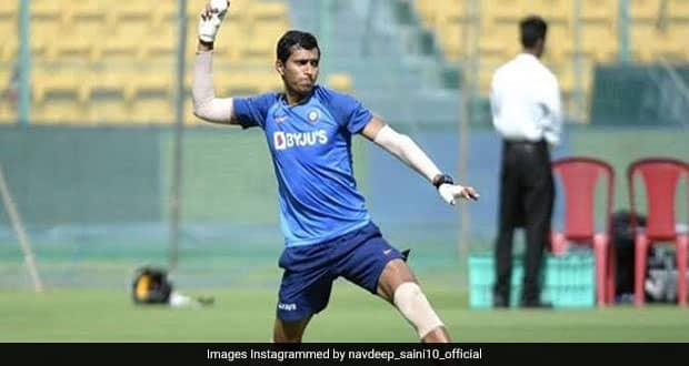 India Tour of Australia Navdeep Saini will get a chance to make a Test against Australia, know the potential team