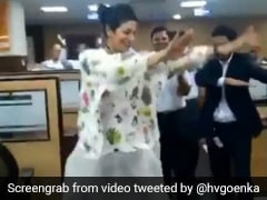Video Of Welspun CEO Dancing With Employees In Office Earns Praise