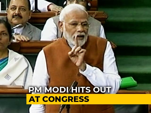 """Video : """"Kashmir's Identity Was Buried On The Night Of January 19, 1990"""": PM Modi"""