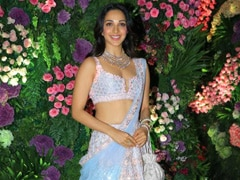 Kiara Advani Shines Bright In 3 Stunning Wedding Looks