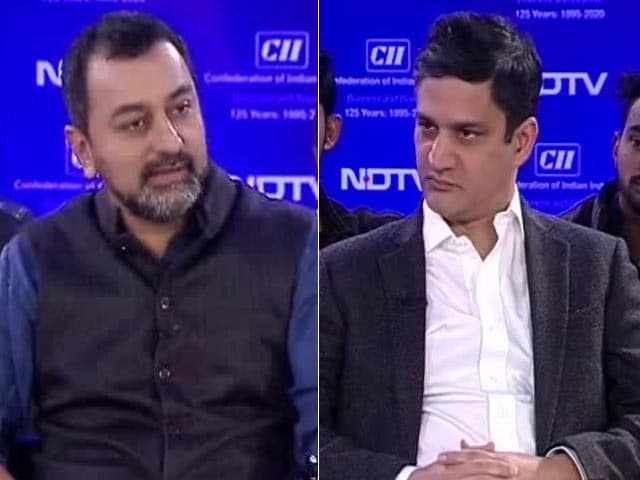 Video: Centre's Approach To Economic Slowdown Has Been Misplaced: Congress' Amitabh Dubey