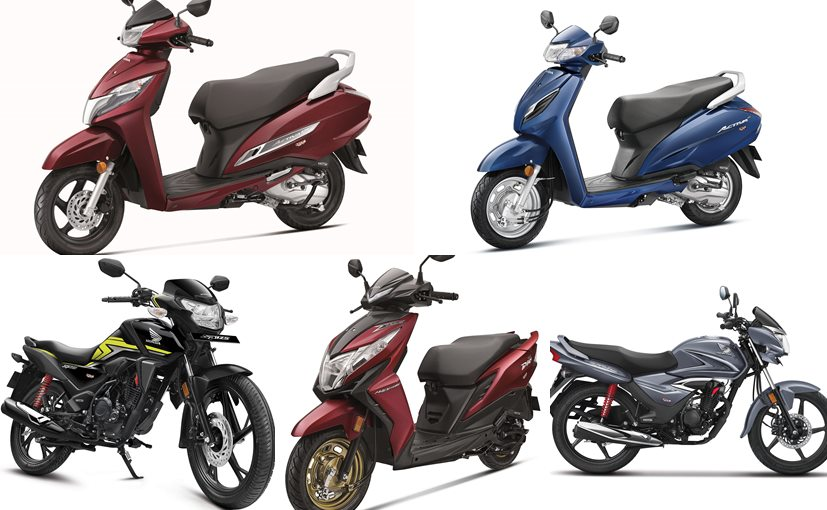 The Honda Activa 125 was the first model from the company to make the shift to BS6 in September 2019