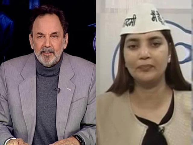 "Video : ""Not Apologising"" To Poll Body, Says AAP On Its Voting Machine Tampering Allegation"