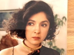 Neena Gupta In This 25-Year-Old Pic. Now That's What We Call A Throwback