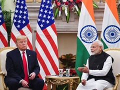 Donald Trump Targets Deeper Ties With India As Counterweight To China