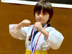 How Shah Rukh Khan's Son Abram,6, 'Inspired' Him To 'Train More'