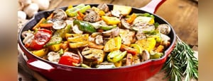 Stir Fried Vegetables In Garlic Sauce Recipe