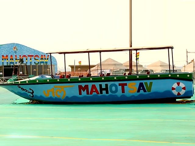 Video : Jal Mahotsav, Madhya Pradesh's Biggest Water Festival