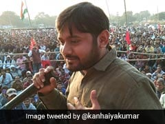 JNU देशद्रोह केस में मुकदमे को मंजूरी पर कन्हैया कुमार ने  NDTV कहा, फास्ट ट्रैक कोर्ट में जल्द हो सुनवाई
