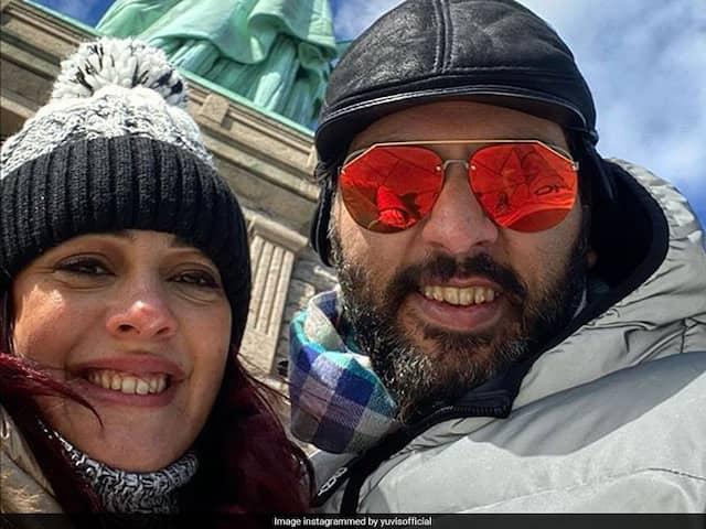 Hazel Keech Birthday: Yuvraj Singhs Special Wish For Wife