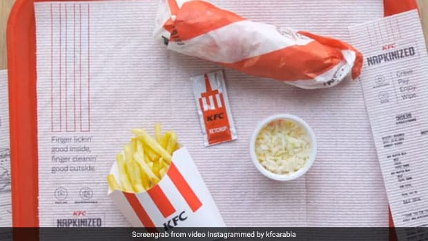 Environment First: KFC Turns Printed Food Receipts Into Eco-Friendly Napkins