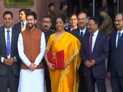 Budget 2020: Nirmala Sitharaman's Budget Has Farming, Infra Focus; Street Disappointed