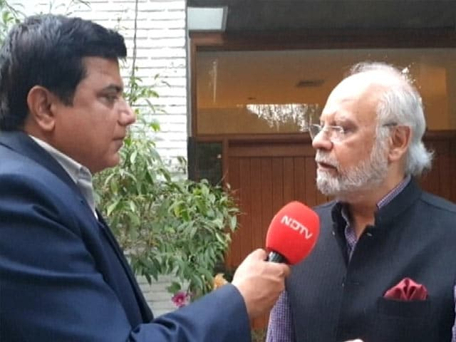"""Video : """"Told Them I'm MP"""": BJP Ally Writes To Amit Shah On Delhi Cops' Inaction"""