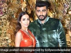 मलाइका अरोड़ा ने अर्जुन कपूर के साथ इस अंदाज में की पार्टी में एंट्री- Photos और Video हुए वायरल