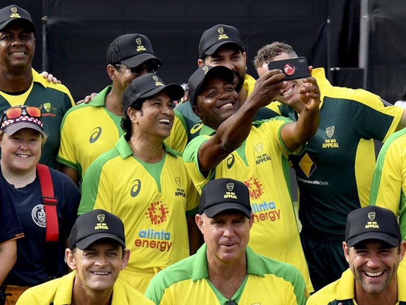 Brian Laras Batting Brilliance, Sachin Tendulkars Special Over Help Charity Match Raise Money For Bushfire Relief