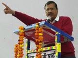 Video : Arvind Kejriwal Set For Hat-Trick In Delhi, Show Poll Of Polls