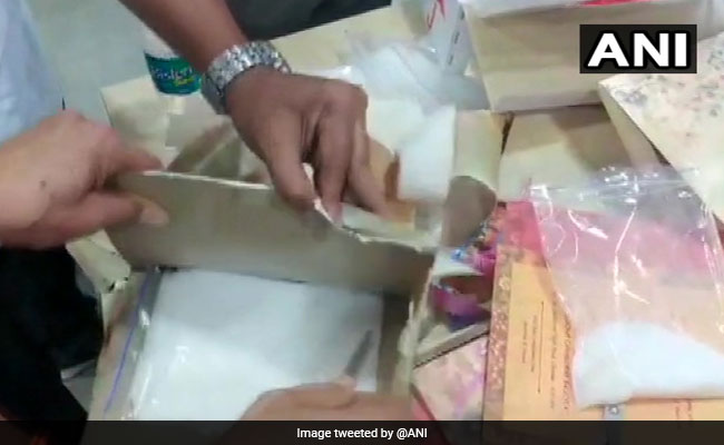 Drugs Worth Over Rs 5 Crore, Hidden In Wedding Cards, Seized At Bengaluru Airport
