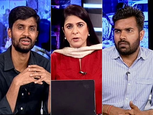 "Video : ""Prove You're Hindu"": NDTV Reporters Attacked By Mob In Delhi Violence"