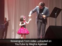 3-Year-Old Sings 'Chhoti Si Aasha' With Her Father, Wins Twitter Over