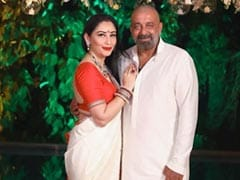 How Sanjay Dutt And Maanayata Are Celebrating Their Wedding Anniversary