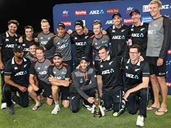 NZ vs IND: Henry Nicholls Stars As New Zealand Beat India By 5 Wickets To Sweep ODI Series