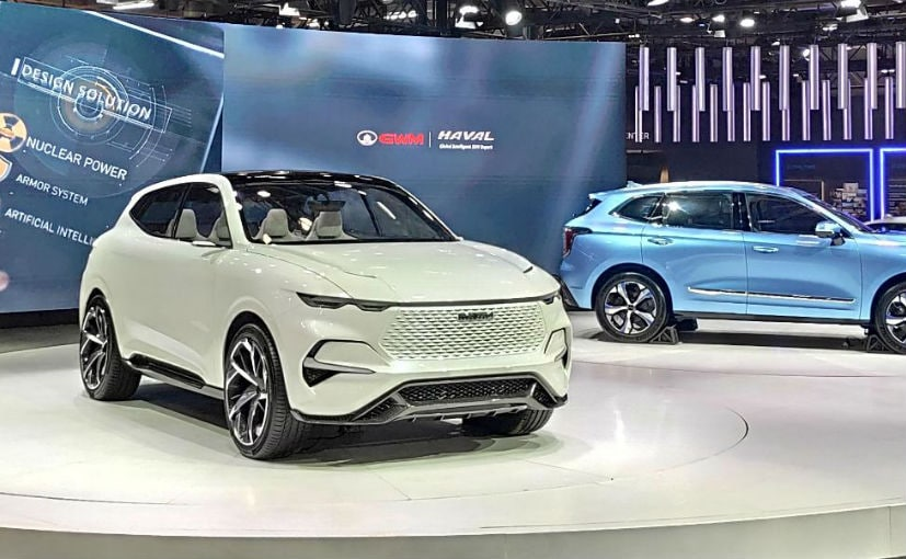 Great Wall Motors made its India debut at the 2020 Auto Expo
