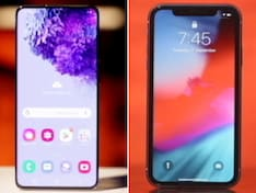Samsung Galaxy S20+ vs iPhone 11