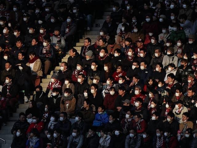 Japans J-League Postpones Games Over Coronavirus Outbreak