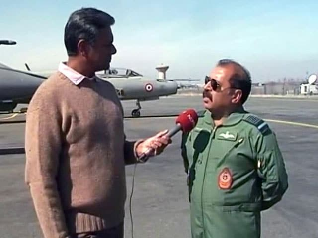 Video : First Anniversary Of The Indian Air Force's Balakot Strike