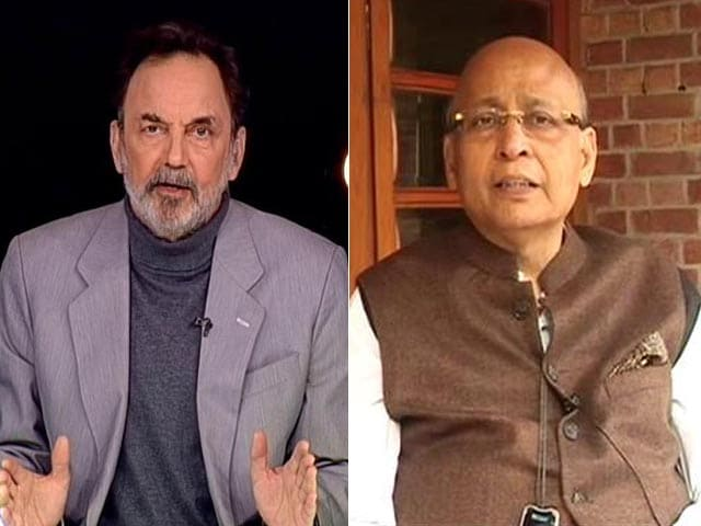 Video : Yes, Congress Put Up No Fight, Concedes Top Leader Abhishek Singhvi