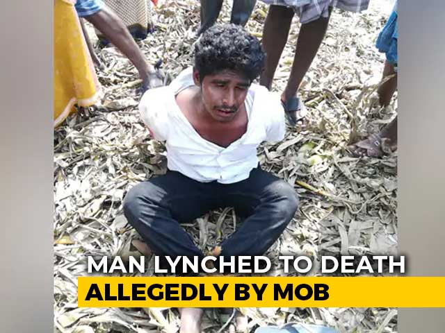 Video : Tamil Nadu Man Beaten To Death, Family Alleges Attacked For Being Dalit