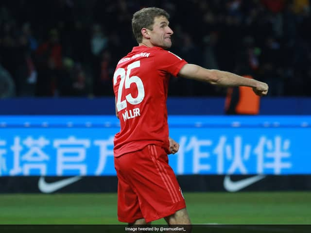 Champions League: Thomas Mueller Ready To Show Chelsea What Germany Is Missing