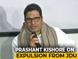 "Video : ""Gandhi, Godse Can't Go Together"": Prashant Kishor Questions Nitish Kumar"