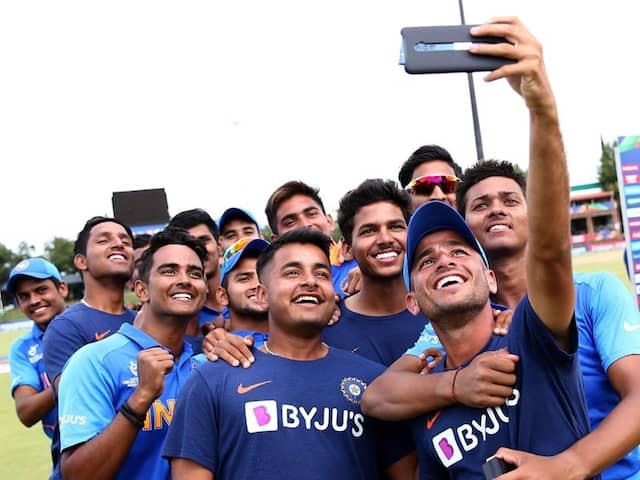 Ind U19 vs BanU19: Sachin Tendulkars Message For Priyam Gargs Indian Team Ahead Of U19 World Cup Final