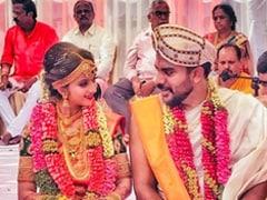 <i>Bigg Boss Kannada 5</i> Winner Chandan Shetty Marries Niveditha Gowda
