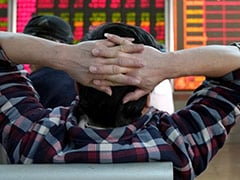 China Stock Markets Sink As Coronavirus Virus Fears Maul