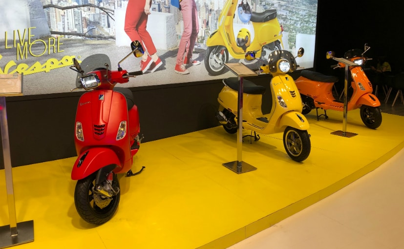 BS6 Vespa SXL 149, BS6 Vespa VXL 149 Scooters Launched in India; Priced At Rs 1.26 Lakh & 1.22 Lakh
